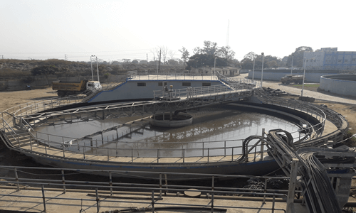 STP 130 sewage water reuse project at Bhande wadi Nagpur 3
