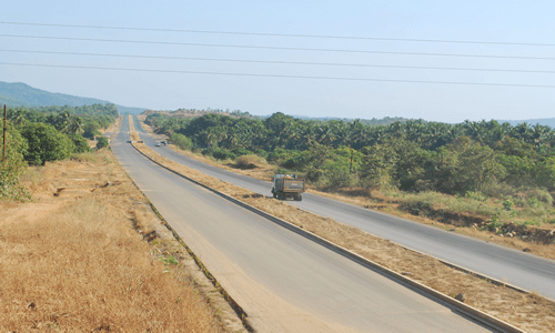 Zarap and Patradevei Section of NH-17-3