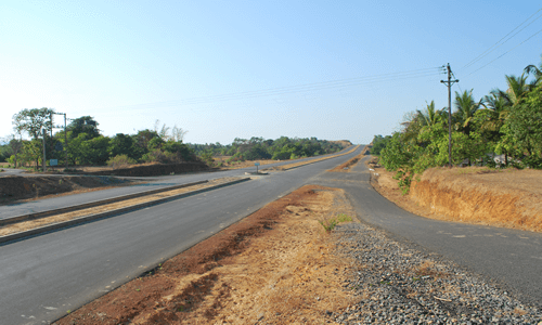 Zarap and Patradevei Section of NH-17-1