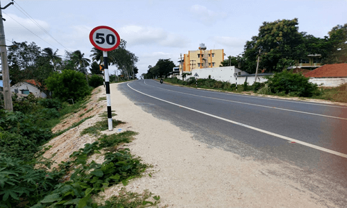 Rehabilitation and upgradation of NH 42-1