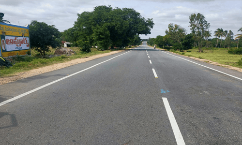 Rehabilitation and upgradation of NH 42-2