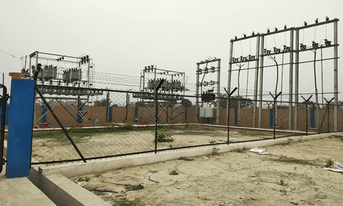 Electrification Works under Integrated power Development Scheme IPDS  Samastipur Bihar 2
