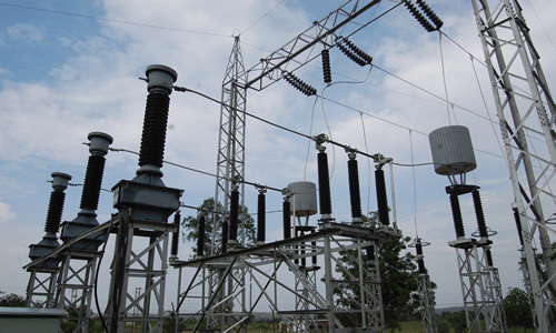 MSPL 132kV Bay at MSETCL Seloo Substation1
