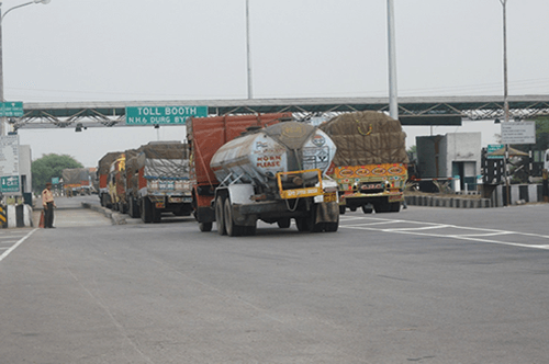 Durg Toll Plaza NHAI Project Durg By Pass Durg Chhattisgarh 2